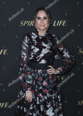 Editorial image of City Of Hope: Spirit Of Life Gala, Los Angeles, USA - 10 Oct 2019