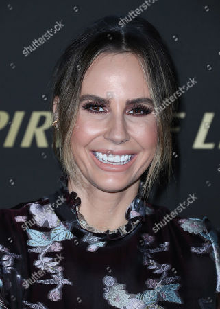 Stock Picture of Keltie Knight