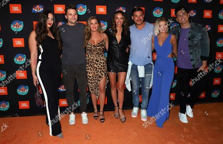 Katie Maloney, Tom Schwartz, Brittany Cartwright, Kristen Doute, Jax Taylor, Ariana Madix and Tom Sandoval