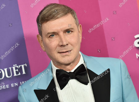 Editorial image of amFAR Gala, Arrivals, Los Angeles, USA - 10 Oct 2019