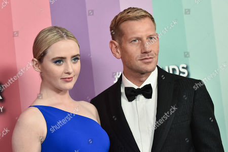Kathryn Newton and Paul Andrew
