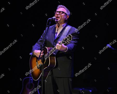 Editorial picture of Steven Page in concert at The Broward Center, Fort Lauderdale, USA - 10 Oct 2019