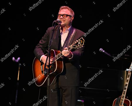 Editorial image of Steven Page in concert at The Broward Center, Fort Lauderdale, USA - 10 Oct 2019