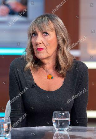 Editorial photo of 'Good Morning Britain' TV show, London, UK - 11 Oct 2019