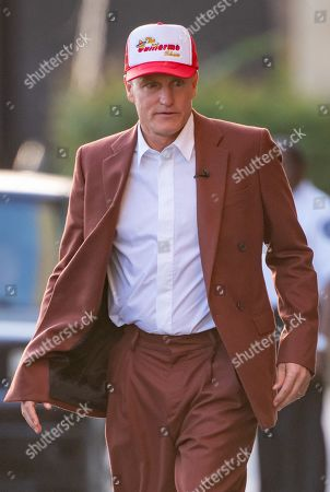 Stock Picture of Woody Harrelson