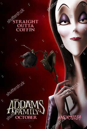 Light on eyes morticia addams family The New