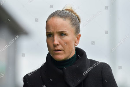 Stock Image of Casey Stoney Head Coach of Manchester United Women