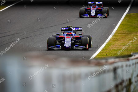 Motorsports: FIA Formula One World Championship 2019, Grand Prix of Japan, 