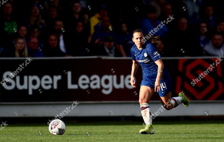 Stock Image of Fran Kirby of Chelsea.