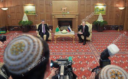 Editorial photo of CIS Summit in Turkmenistan, Ashgabat - 11 Oct 2019