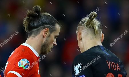Editorial picture of Wales v Croatia, UEFA Euro 2020 Qualifying Group E, Football, Cardiff City Stadium, Wales, UK - 13 Oct 2019