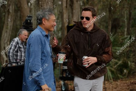 Ang Lee Director and David Ellison Producer