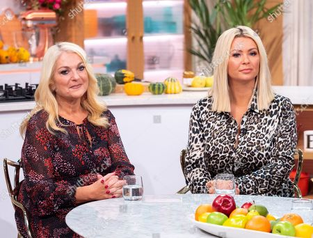 Editorial image of 'This Morning' TV show, London, UK - 11 Oct 2019