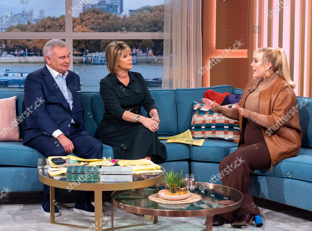 Eamonn Holmes and Ruth Langsford, Hayley Hasselhoff