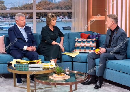 Editorial picture of 'This Morning' TV show, London, UK - 11 Oct 2019
