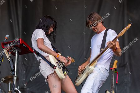 Stock Picture of K Flay - Kristine Meredith Flaherty