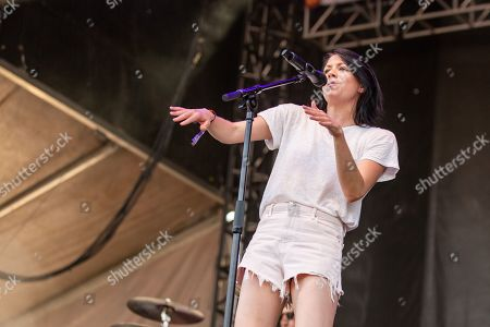 Editorial image of Austin City Limits Music Festival, Texas, USA - 04 Oct 2019