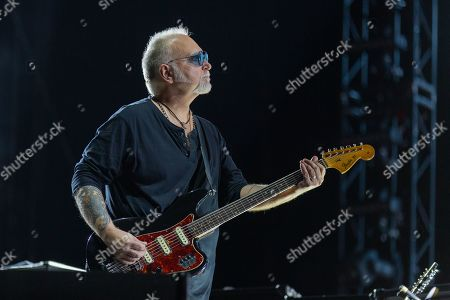 Stock Picture of The Cure - Reeves Gabrels