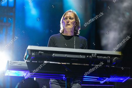Stock Photo of The Cure - Roger O'Donnell