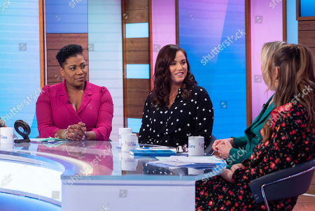 Brenda Edwards, Vicky Pattison, Carol McGiffin and Stacey Solomon