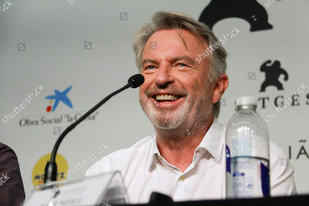 Stock Picture of Sam Neill