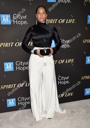 Editorial photo of City Of Hope: Spirit Of Life Gala, Los Angeles, USA - 10 Oct 2019