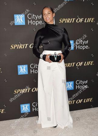 Editorial image of City Of Hope: Spirit Of Life Gala, Los Angeles, USA - 10 Oct 2019