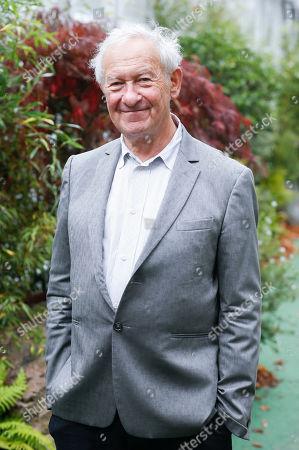 Stock Photo of Sir Simon Schama