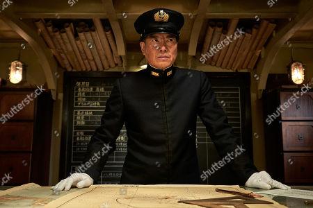 Stock Photo of Etsushi Toyokawa as Admiral Yamamoto