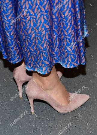 Crown Princess Victoria of Sweden, shoe detail