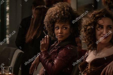Jasmine Mathews as Heather and Eden Epstein as Ariel 'Ari'