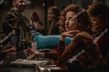 Eden Epstein as Ariel 'Ari' and Jasmine Mathews as Heather