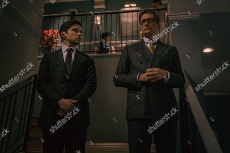 Evan Jonigkeit as Will and Paul Sparks as Howard