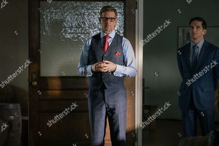 Paul Sparks as Howard and Evan Jonigkeit as Will