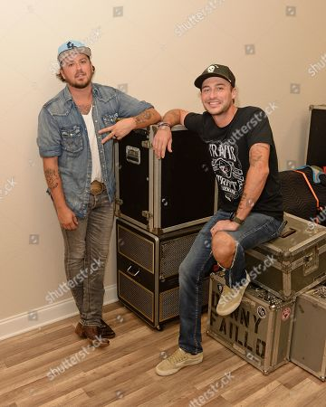 Stock Picture of Love and Theft - Stephen Barker Liles and Eric Gunderson