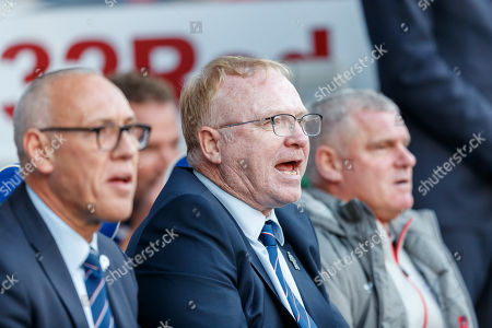 Editorial picture of Rangers Legends v Liverpool Legends, friendly, football, Ibrox Stadium, Glasgow, Scotland, UK - 12 Oct 2019