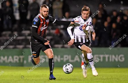 Editorial photo of SSE Airtricity League Premier Division, Dalymount Park, Dublin  - 11 Oct 2019