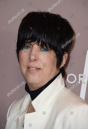 Diane Warren arrives at Variety's Power of Women, at the Beverly Wilshire hotel in Beverly Hills, Calif