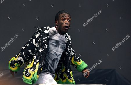 Stock Photo of Lil Uzi Vert