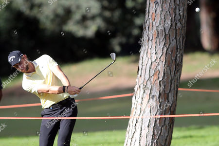 Editorial picture of Italian Open, Golf, Olgiata Golf Club, Rome, Italy - 11 Oct 2019