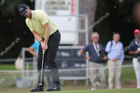 Editorial photo of Italian Open, Golf, Olgiata Golf Club, Rome, Italy - 11 Oct 2019