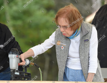 Stock Photo of Rosalynn Carter