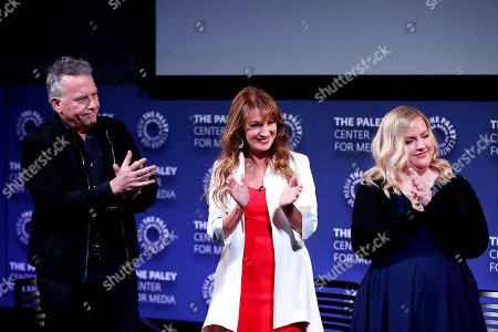Paul Reiser, Jane Seymour, Sarah Baker