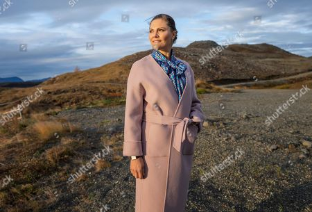Crown Princess Victoria visits Climeons/Varmaorkas in Fludir