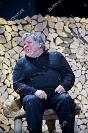 Stock Image of Steve Wozniak