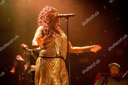 Editorial photo of PP Arnold in concert at The Assembly Hall, Islington, London, UK - 11 Oct 2019