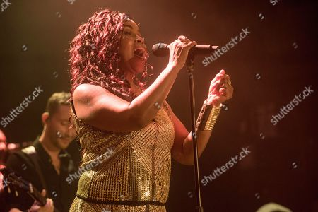 Editorial picture of PP Arnold in concert at The Assembly Hall, Islington, London, UK - 11 Oct 2019