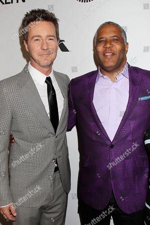 Edward Norton and Robert Smith (Exc. Producer)