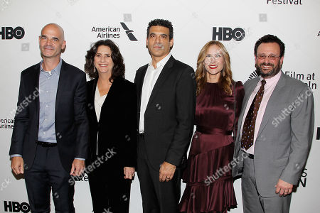 Stock Image of Bill Migliore (Producer), Gigi Pritzker, Michael Bederman, Rachel Shane and Adrian Alperovich (Producers)