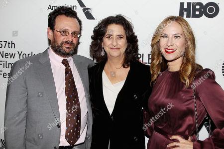 Adrian Alperovich, Gigi Pritzker and Rachel Shane